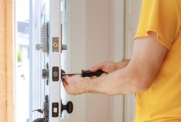 doorlockinstall