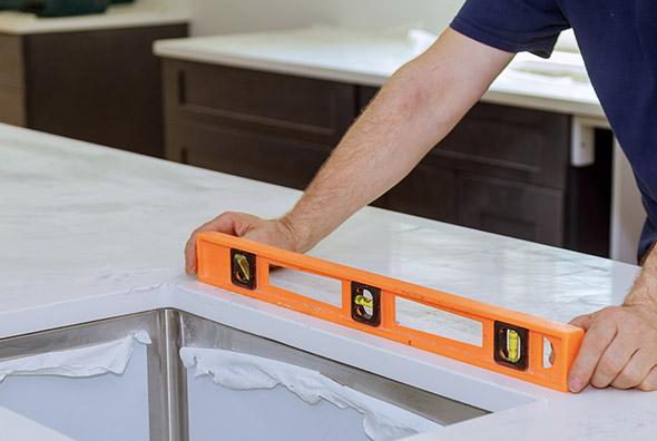 installing-countertop