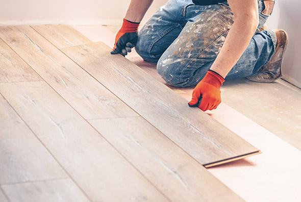 installing -flooring