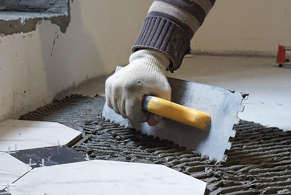 installing-tile