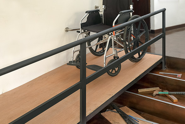 ramp-installation